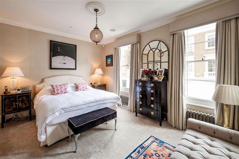 houseinLondon 6 Лондонский дом со стеклянной крышей