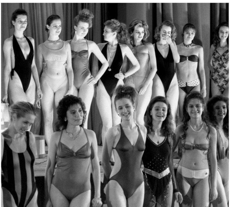 Конкурс красоты 1988 года в СССР