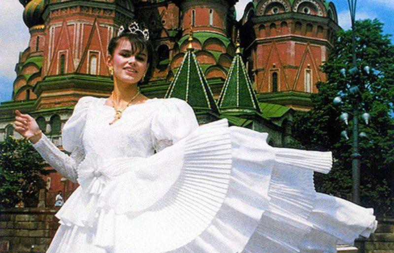 misssssr 19 Конкурс красоты в СССР