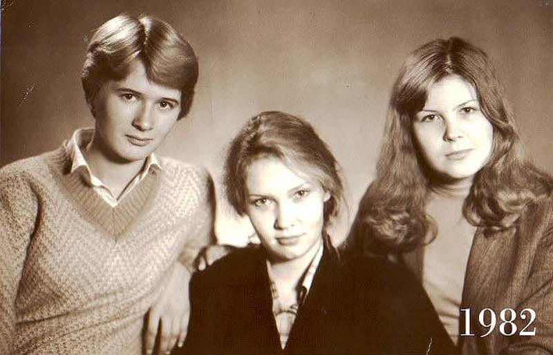 mothershistory 1 Три десятка лет крепкой женской дружбы