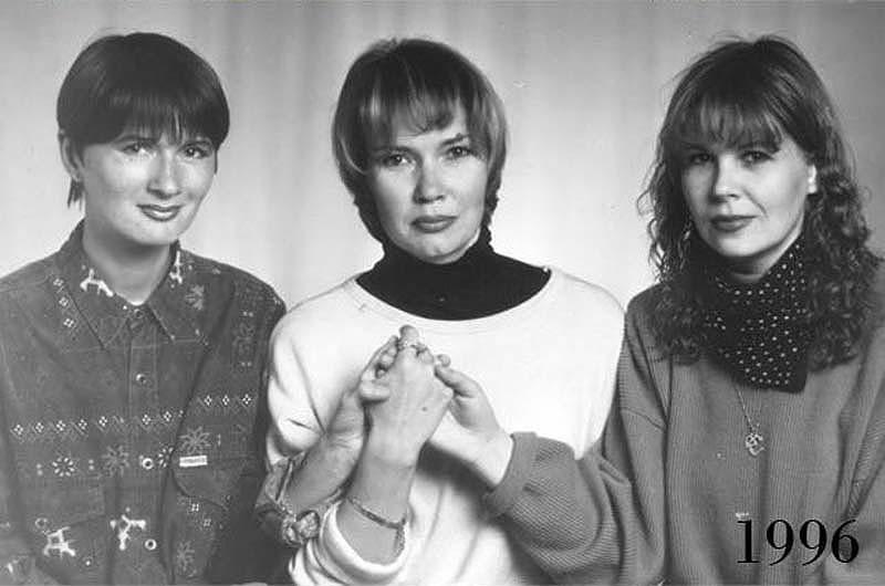 mothershistory 10 Три десятка лет крепкой женской дружбы