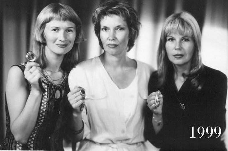 mothershistory 11 Три десятка лет крепкой женской дружбы