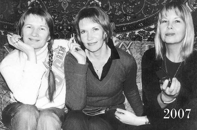 mothershistory 13 Три десятка лет крепкой женской дружбы