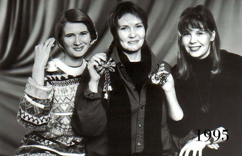 mothershistory 9 Три десятка лет крепкой женской дружбы