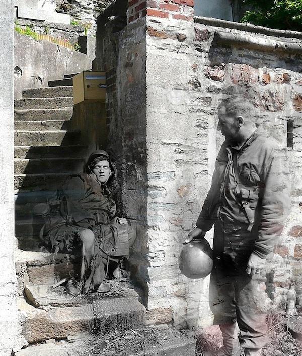 pasthistory 1 Прошлое и настоящее   призраки войны