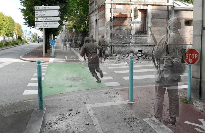 pasthistory 2 Прошлое и настоящее   призраки войны