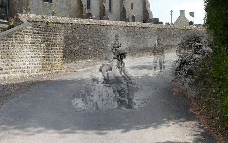 pasthistory 5 Прошлое и настоящее   призраки войны