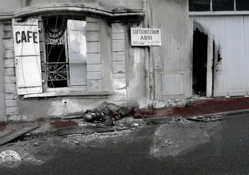 pasthistory 7 Прошлое и настоящее   призраки войны