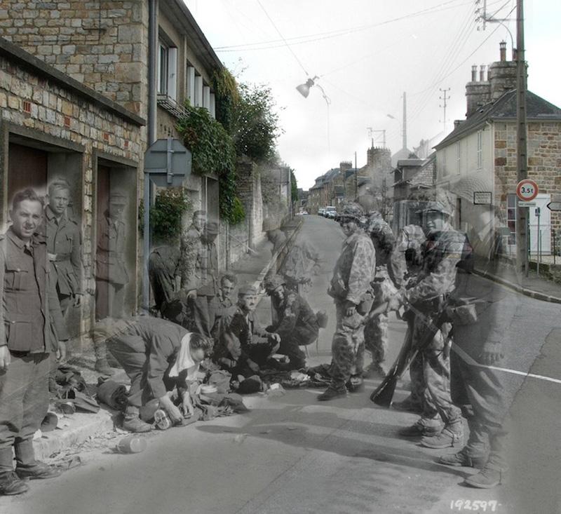 pasthistory 8 Прошлое и настоящее   призраки войны