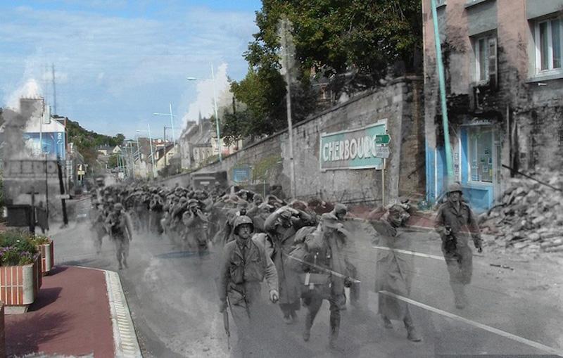 Прошлое и настоящее — призраки войны