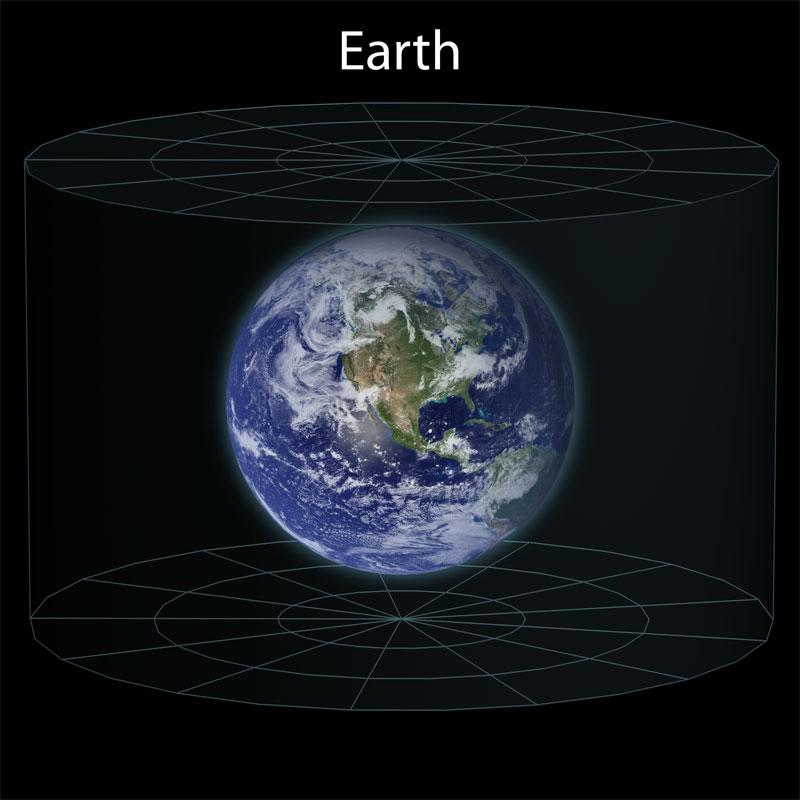 Вселенная в перспективе