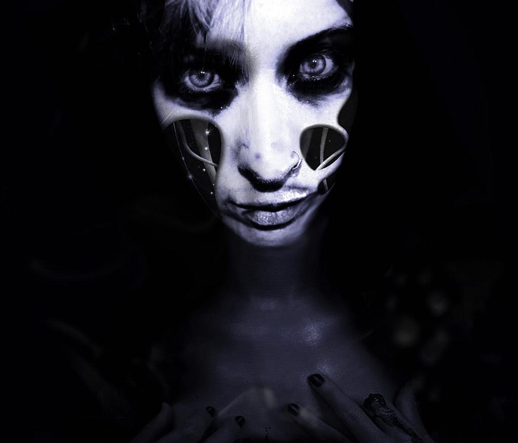 photoart 12 Фото арт в стиле хоррор