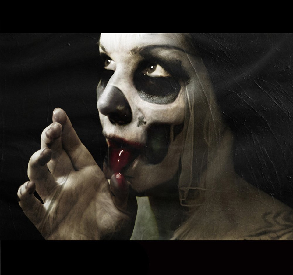 photoart 15 Фото арт в стиле хоррор