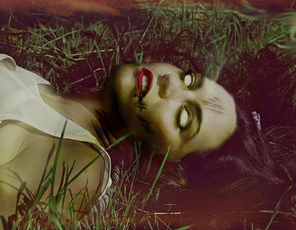 photoart 20 Фото арт в стиле хоррор