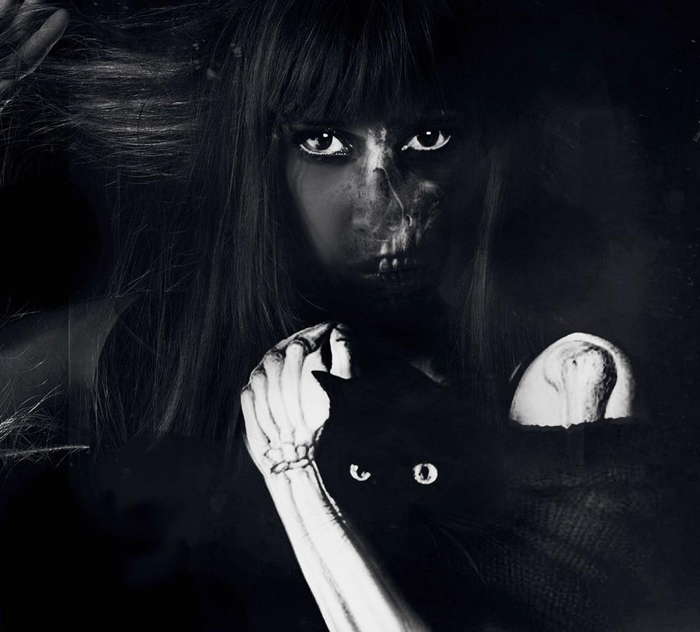 photoart 4 Фото арт в стиле хоррор