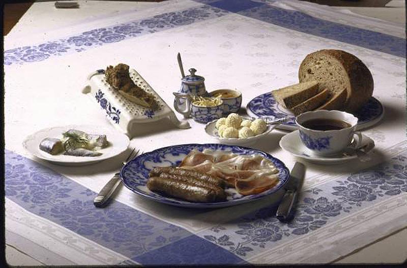 russianfood 2 Традиционные завтраки из разных стран мира по версии LIFE