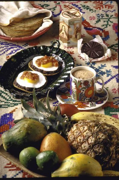 russianfood 3 Традиционные завтраки из разных стран мира по версии LIFE