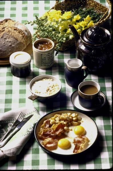 russianfood 4 Традиционные завтраки из разных стран мира по версии LIFE