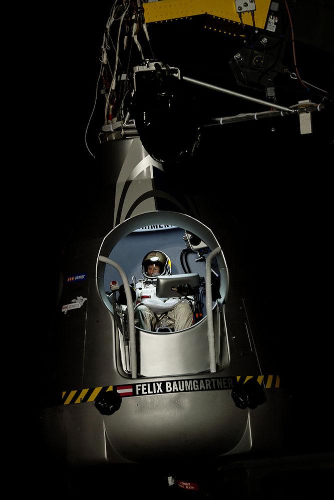 space19 Феликс Баумгартнер совершил прыжок изкосмоса