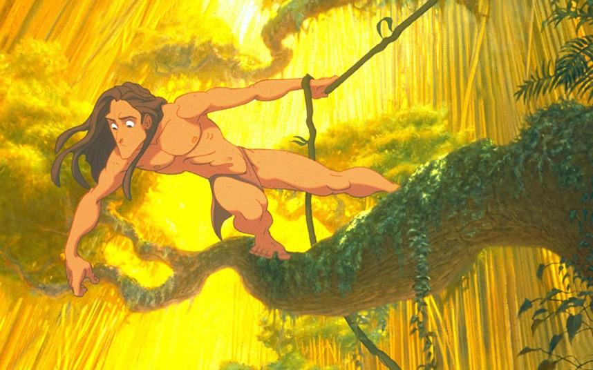tarzan 20 Тарзан в фотографиях