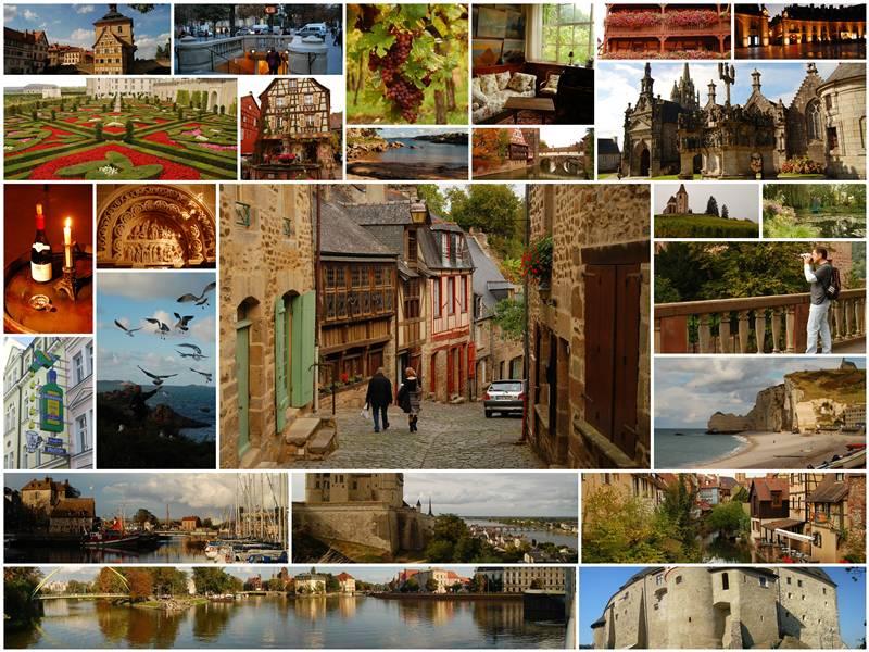 Как мы колесили по Баварии, Бретани, Нормандии и другим красивым местам. 2012 год. (Часть 1)