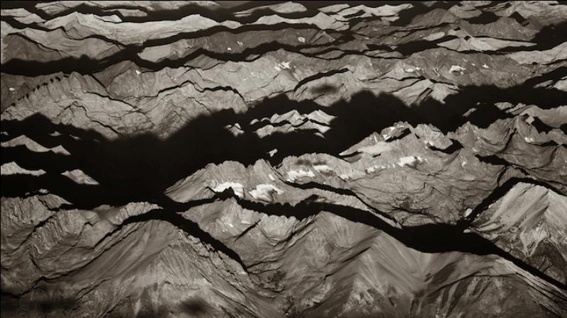 Пейзажи с высоты — абстрактное искусство
