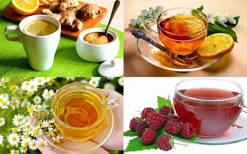 BIGPIC15 10 целебных напитков от простуды