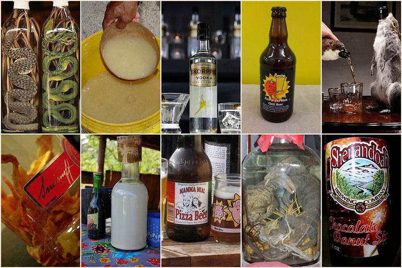 BIGPIC25 10 самых необычных алкогольных напитков в мире