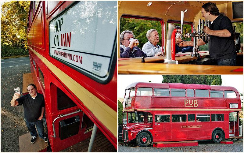 BIGPIC40 Автобус, который стал пабом