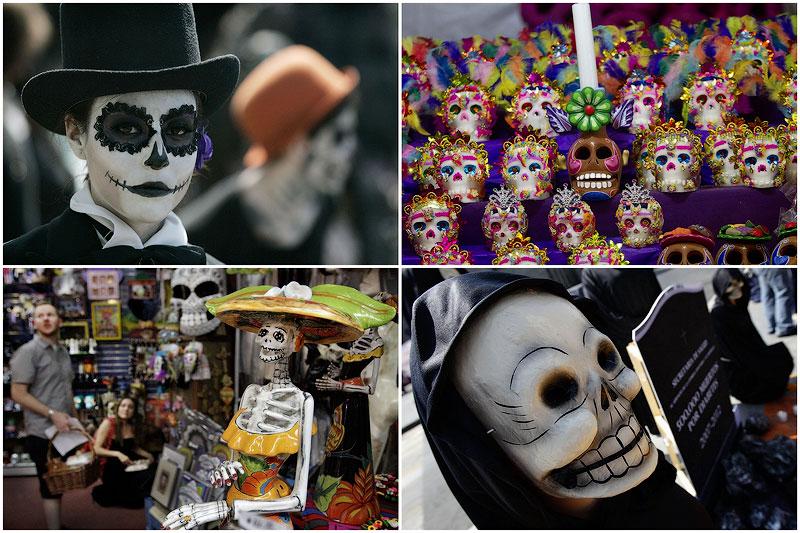 День мёртвых 2012