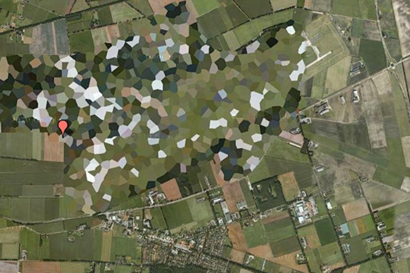 Google Maps 11 23 места, которые запрещены для показа на Google Maps