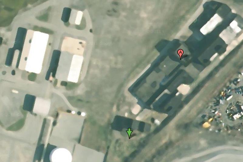 Google Maps 7 23 места, которые запрещены для показа на Google Maps