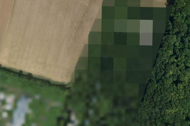 Google Maps 9 23 места, которые запрещены для показа на Google Maps