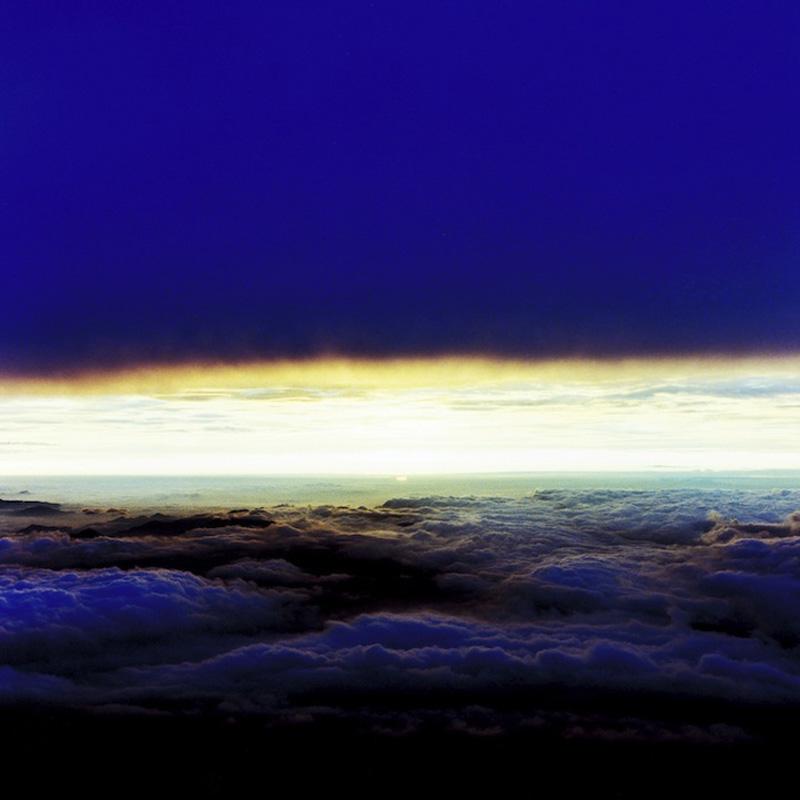 Hut Atop Mount Fuji 5 Над землей