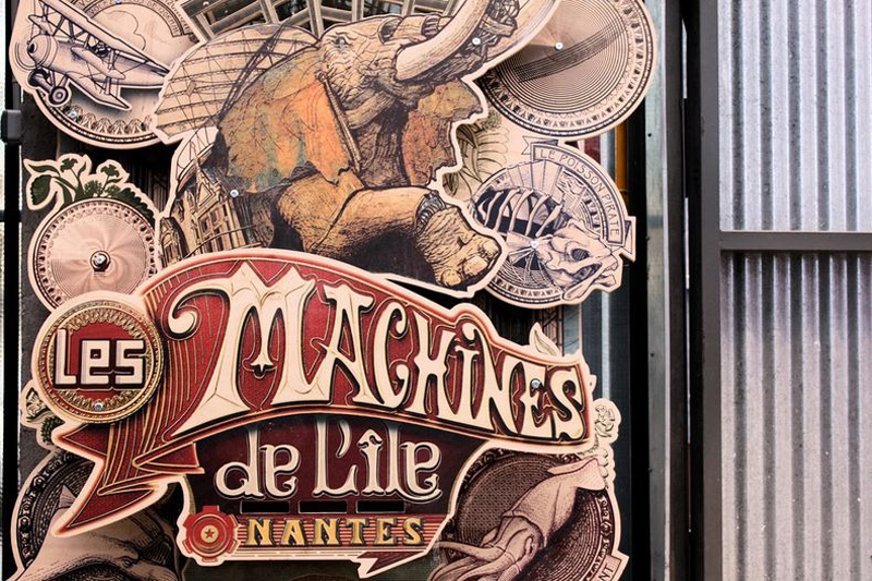 Les Machines de lÎle 2 Les Machines de lÎle   Машины Нанта
