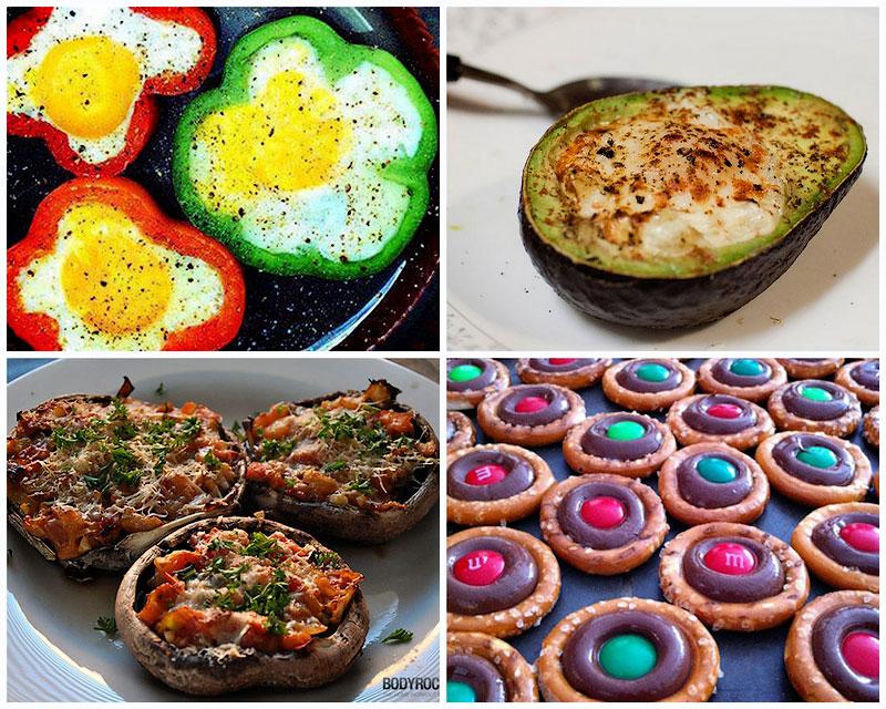 TEMP19 12 вкусных блюд внутри других продуктов