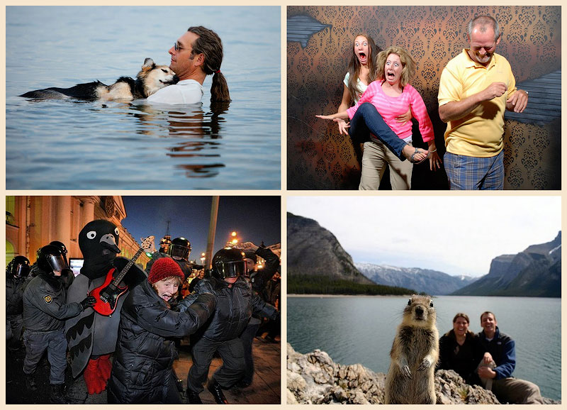 Снимки, которые облетели весь мир и стали хитами в 2012году