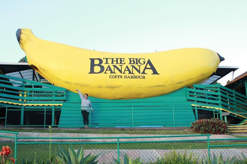 The Big Things of Australia 1 Крупнячок из Австралии