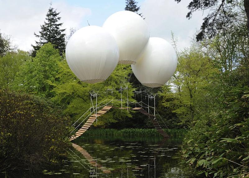 Самые большие и красивые мосты мира - Страница 2 Three-Giant-Balloons-2