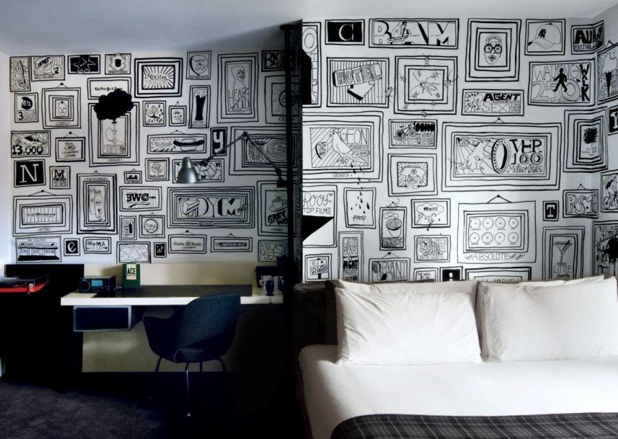 Timothy Goodman 1 Ручная роспись стен, или фрески XXI века