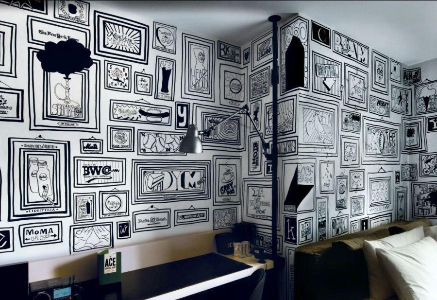 Timothy Goodman 2 Ручная роспись стен, или фрески XXI века