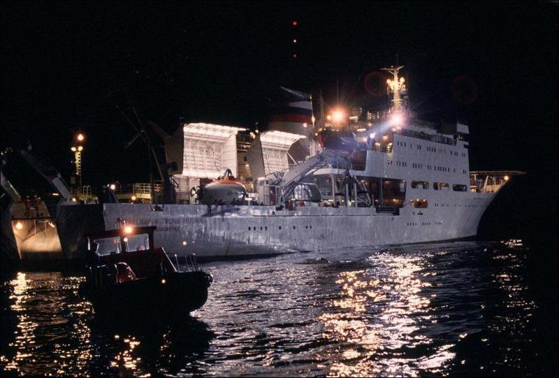 Titanik 31 Как снимали Титаник: редкие фото со съёмок