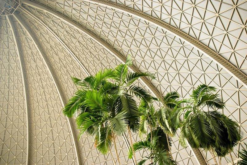 Tropical Island Resort 13 В Германии открыт крупнейший в мире крытый тропический курорт