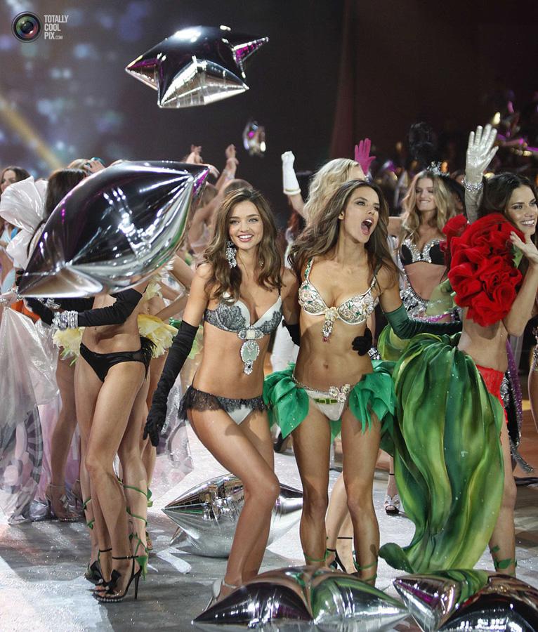 Victoriassecret 1 Модное шоу Victoria's Secret 2012