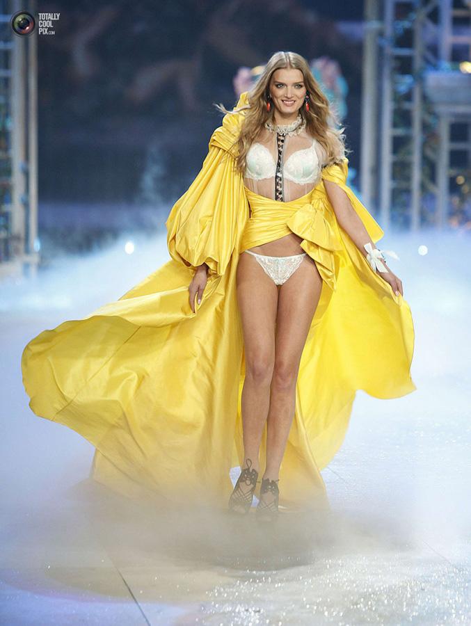 Victoriassecret 11 Модное шоу Victoria's Secret 2012