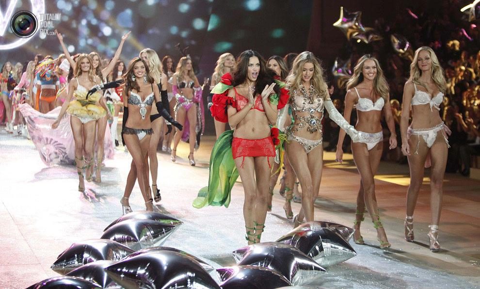Victoriassecret 18 Модное шоу Victoria's Secret 2012
