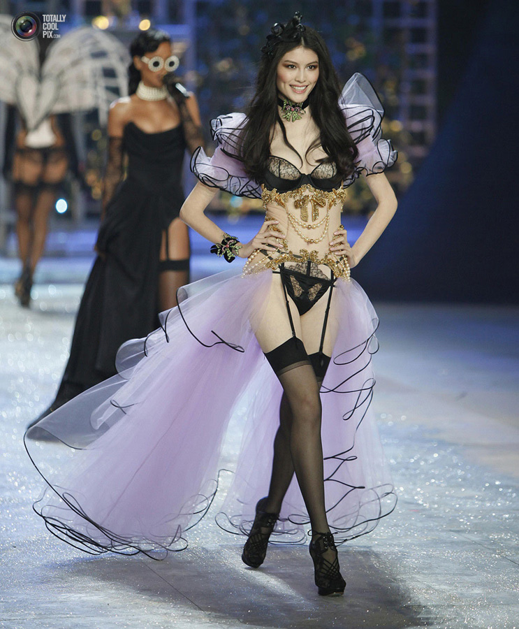 Victoriassecret 20 Модное шоу Victoria's Secret 2012
