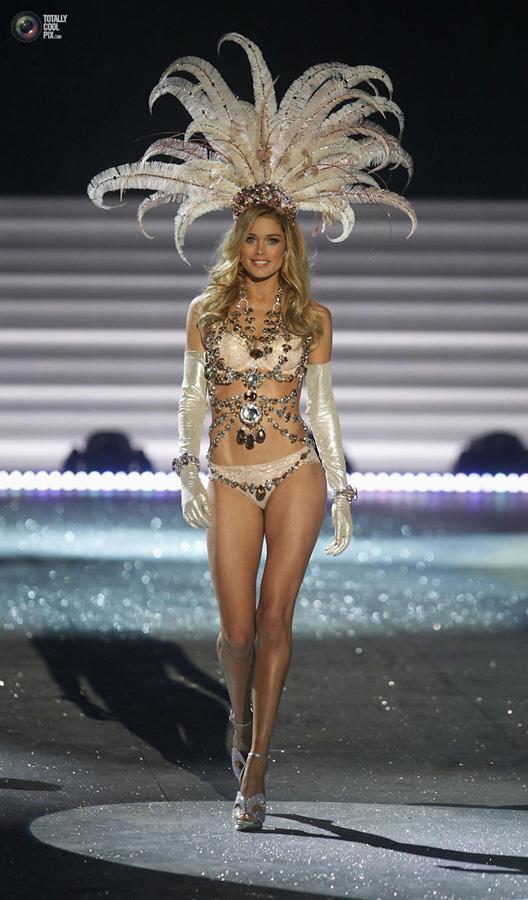 Victoriassecret 33 Модное шоу Victoria's Secret 2012