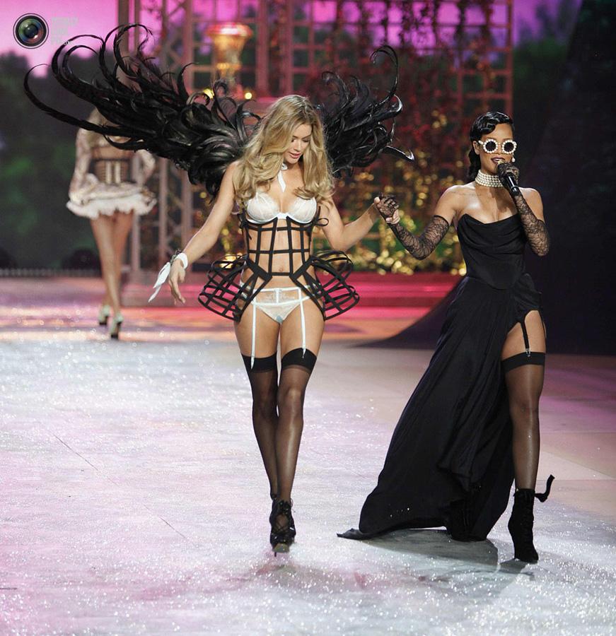 Victoriassecret 35 Модное шоу Victoria's Secret 2012