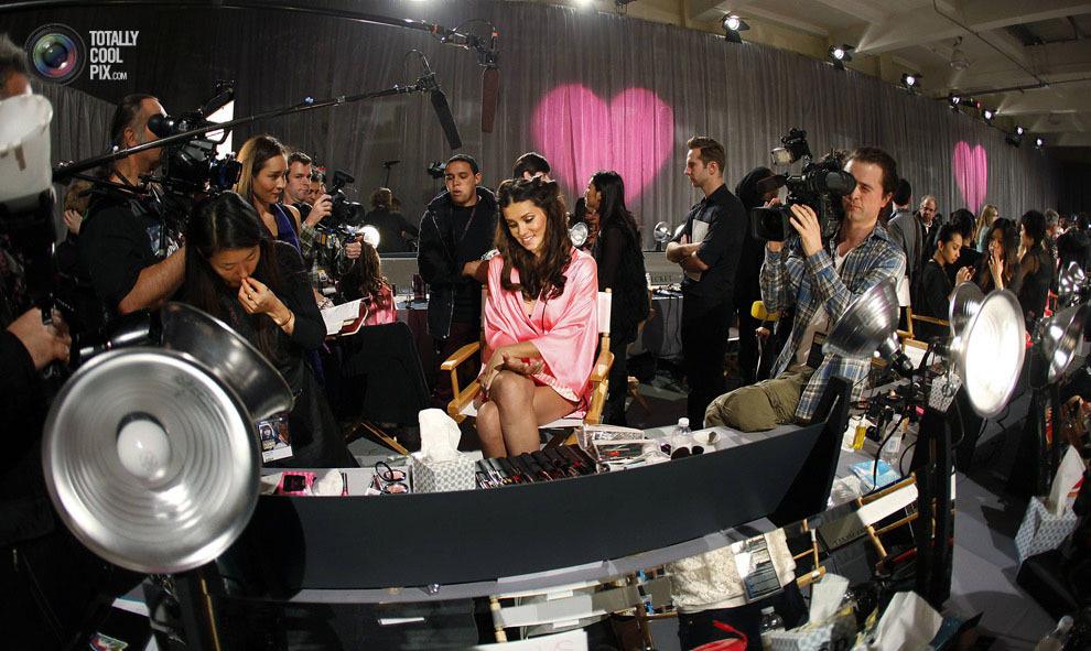 Victoriassecret 4 Модное шоу Victoria's Secret 2012